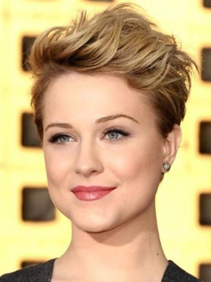 The Best Best Short Hairstyles For Round Faces Pictures