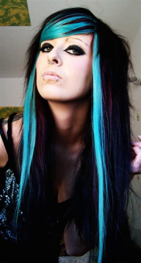 The Best 20 Emo Hairstyles For Girls Feed Inspiration Pictures