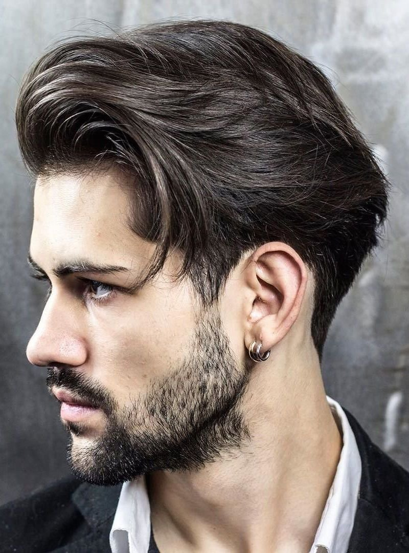 The Best 27 Modern Hairstyles For Men To Try Right Now Feed Pictures