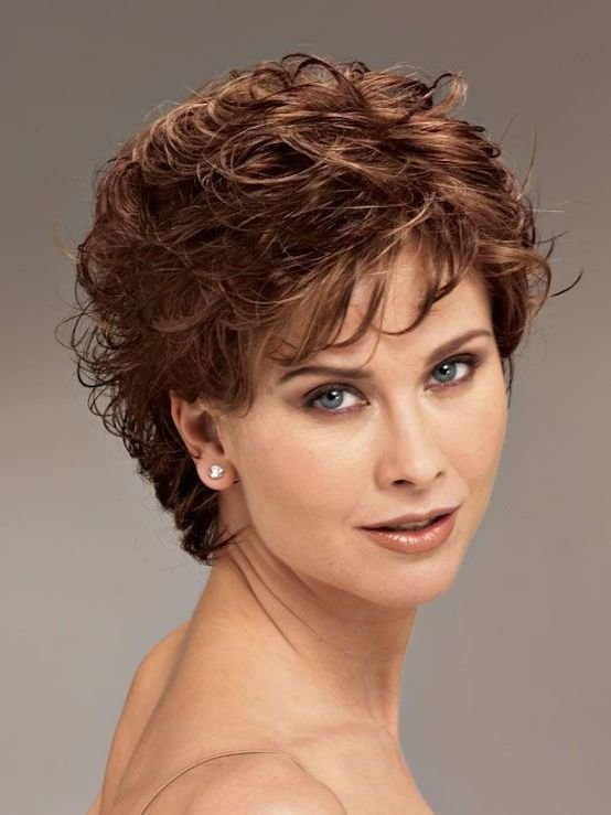 The Best 21 Short Curly Hairstyles For Women Over 50 Feed Inspiration Pictures