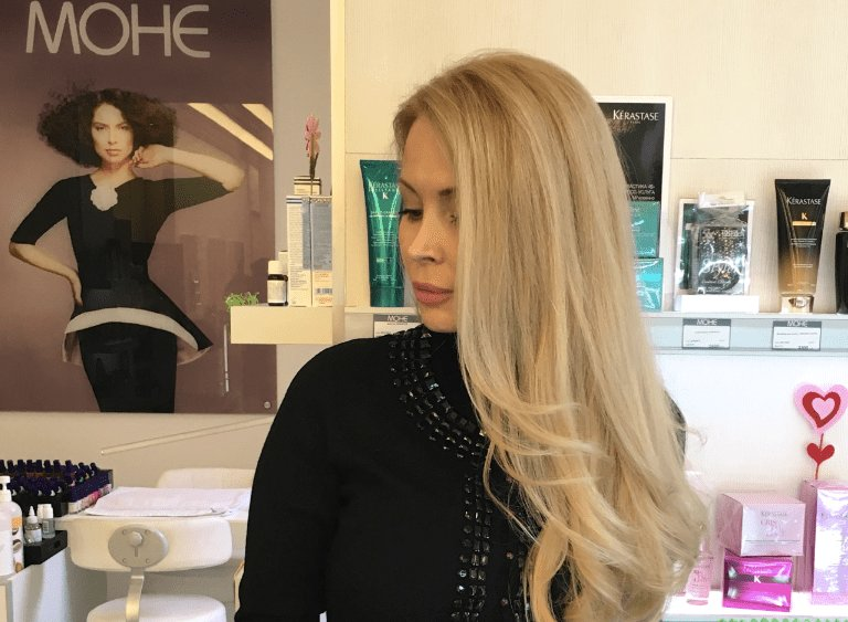The Best My Hair Color Experience With Wella And Mone Beauty Salon Pictures