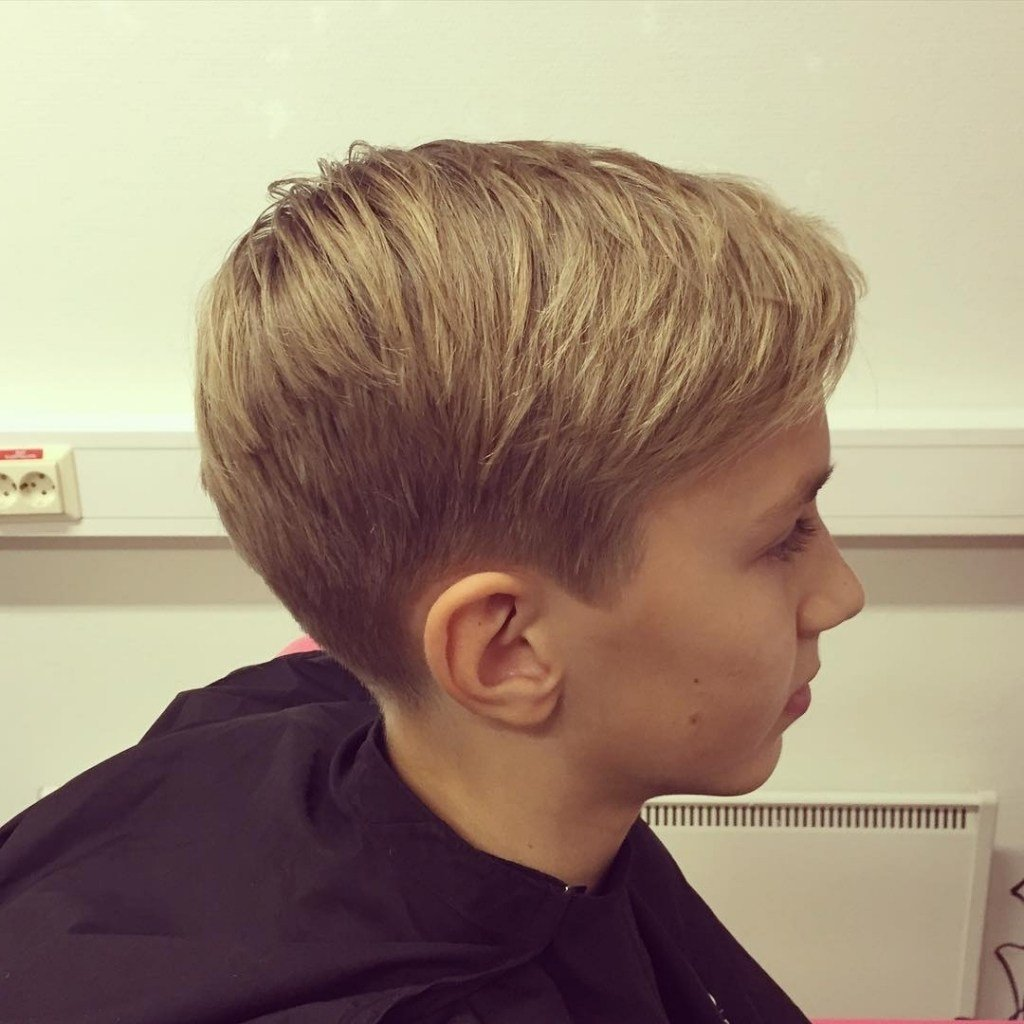 The Best Choosing And Caring Hairstyles For 13 Year Old Boys Hair Pictures