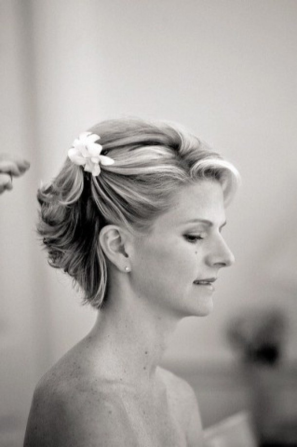 The Best Top 10 Mother Of The Bride Hairstyles For Short Hair For Pictures