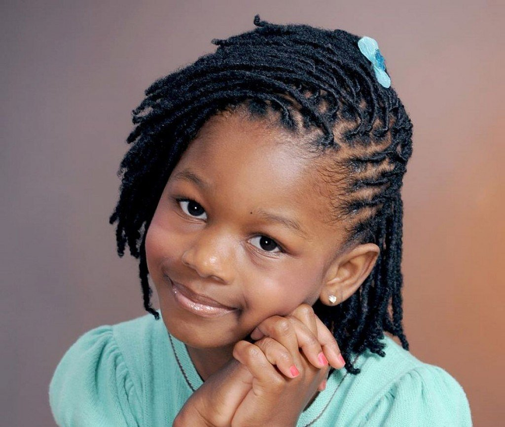 The Best Little Black Girl Hairstyles Braids Voguemagz Voguemagz Pictures