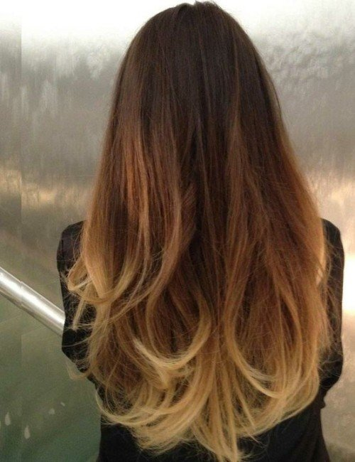 The Best Ombre Hair Color On Tumblr Pictures