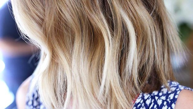 The Best Color Melting Fall Hair Color Highlights Trend Instyle Com Pictures