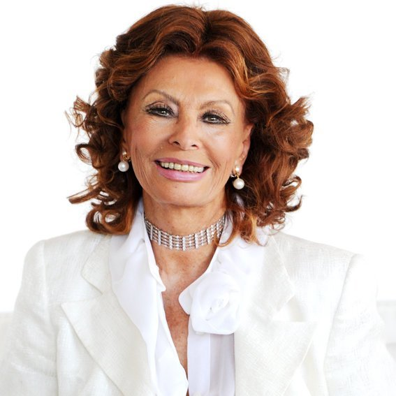 The Best Sophia Loren S Changing Looks Instyle Com Pictures