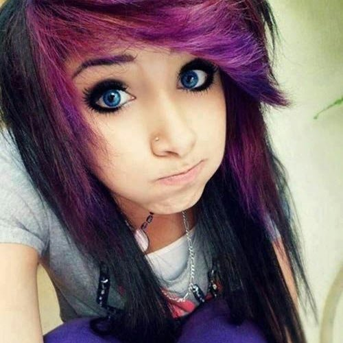 The Best 10 Emo Hairstyles For Girls With Medium Hair Pictures