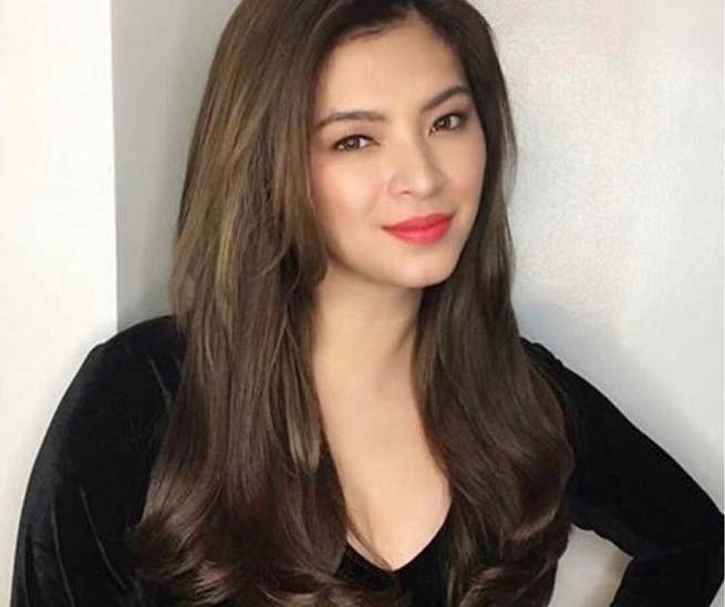 The Best Angel Locsin Switches To Blonde Hair Previewph Of 29 Pictures