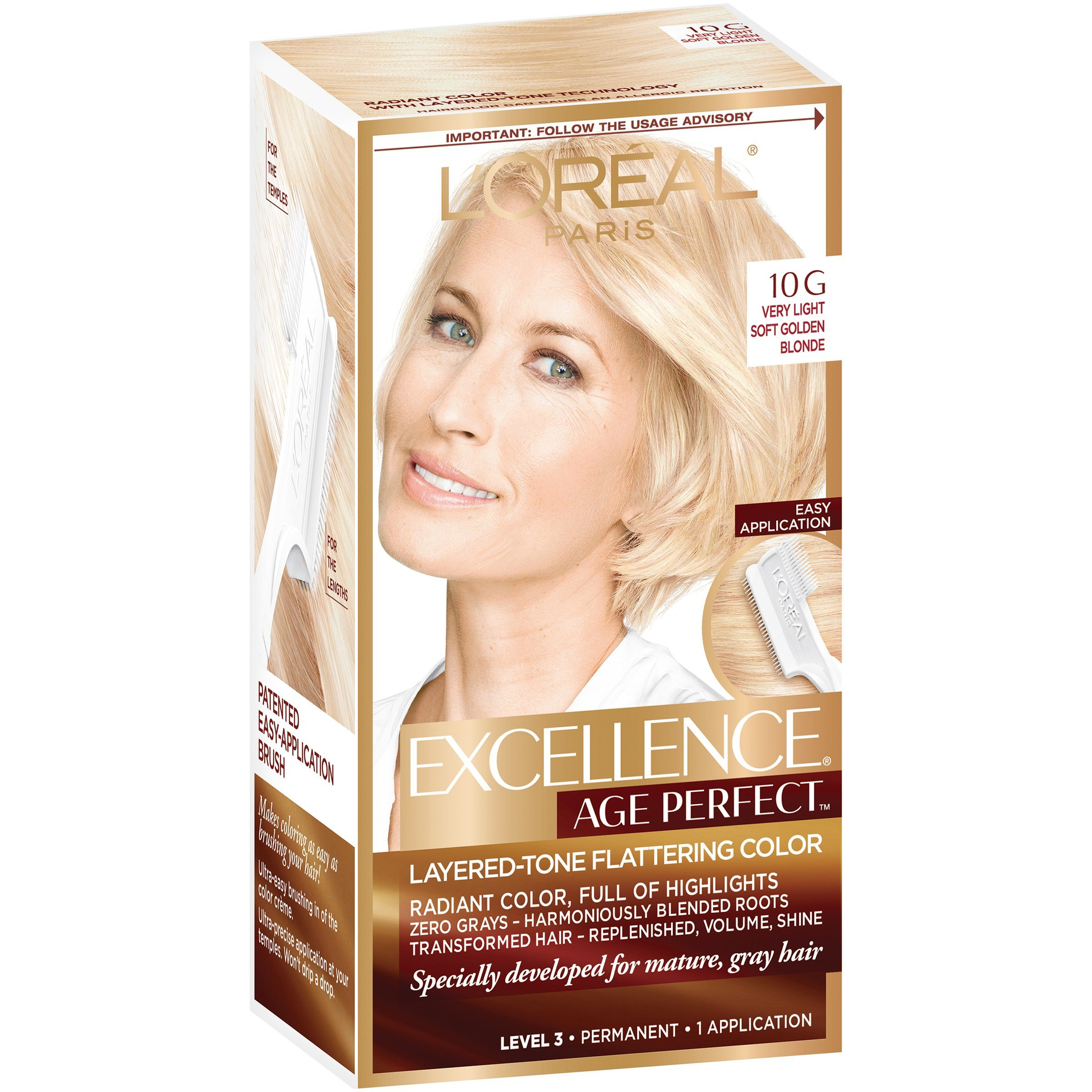 The Best L Oreal Paris Excellence® Age Perfect™ Hair Color Kit Pictures