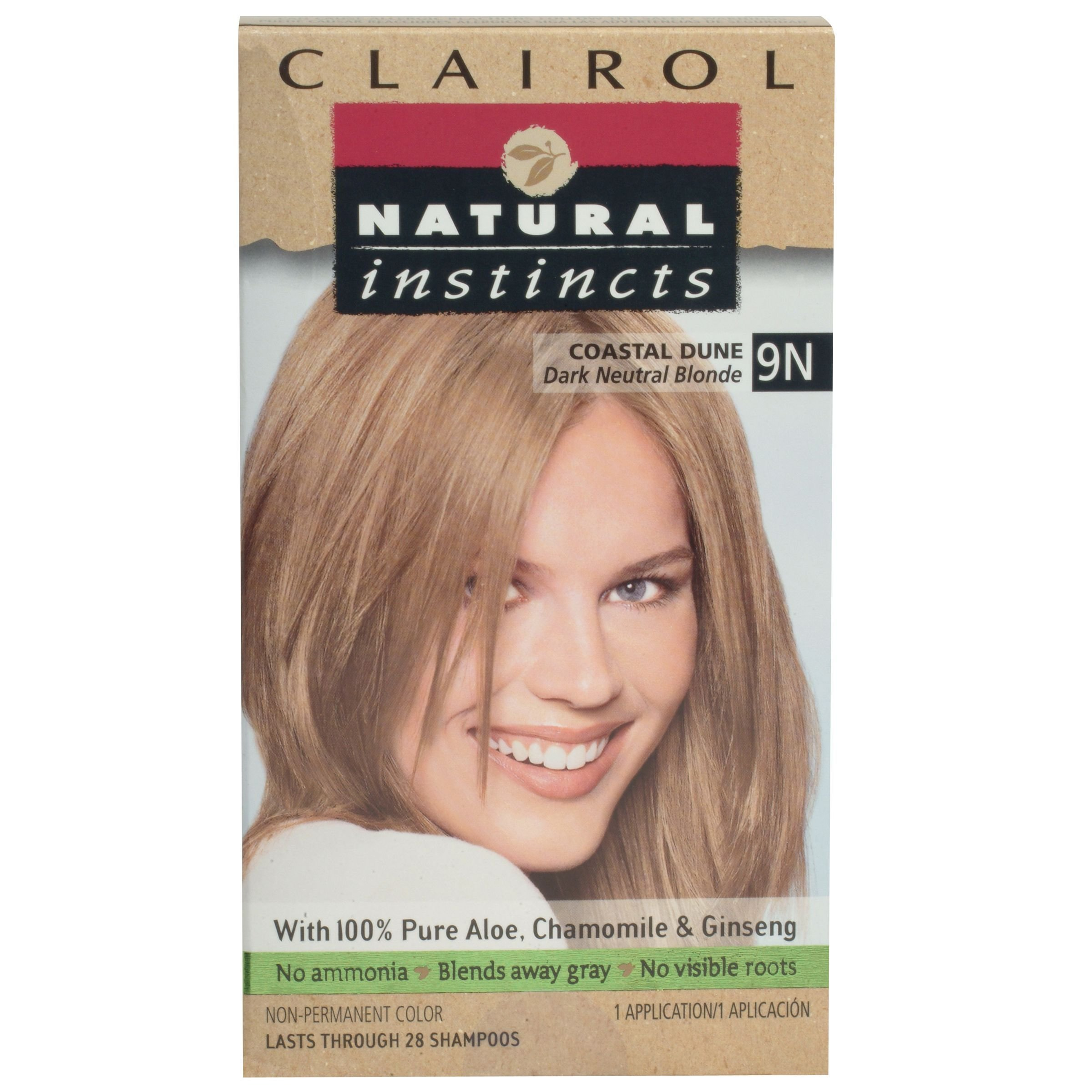 The Best Clairol Non Permanent Haircolor Dark Ash Blonde 10 1 Pictures