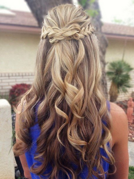 The Best Best Prom Hairstyles 2015 Pictures