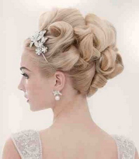 The Best Big Wedding Hair Pictures