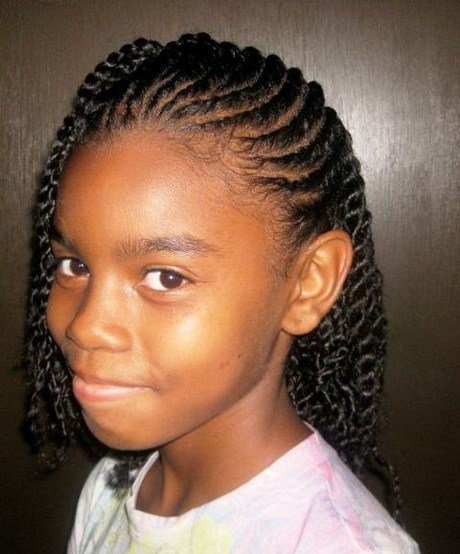 The Best Black Girl Hairstyles For Kids Pictures