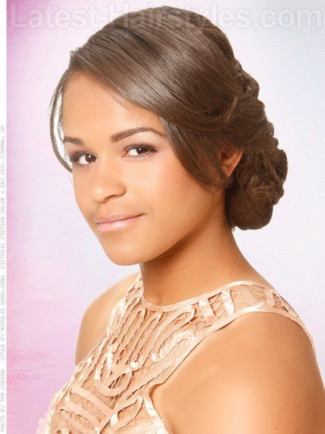 The Best Black Girls Prom Hairstyles Pictures