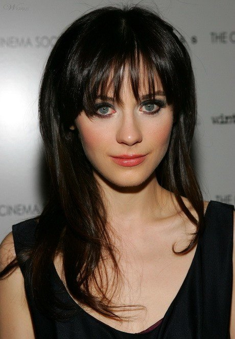 The Best Black Hairstyles With Bangs And Layers Pictures