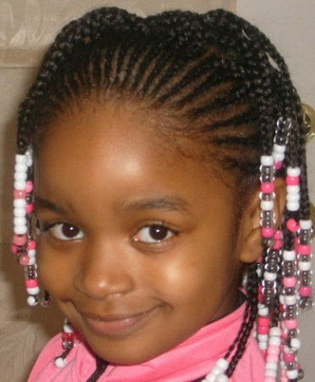The Best Braided Hairstyles For Black Kids Pictures