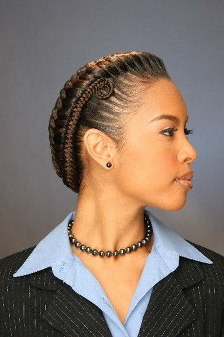 The Best Braided Hairstyles For Black People Pictures