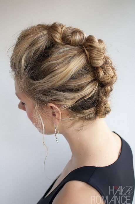 The Best Curly Hairstyles For Work Pictures
