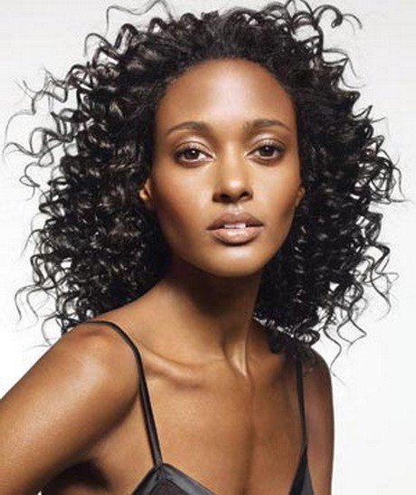 The Best Everyday Hairstyles For Curly Hair Pictures