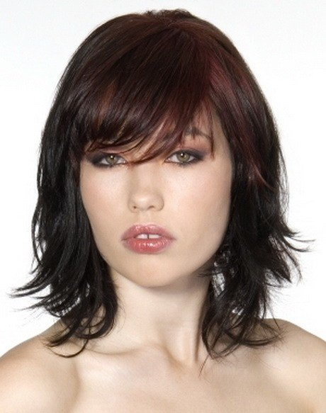 The Best Face Slimming Haircuts Pictures