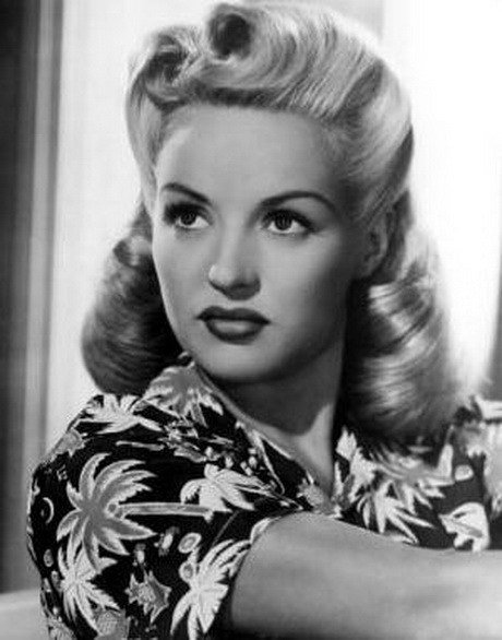 The Best Fifties Hairstyles For Long Hair Pictures