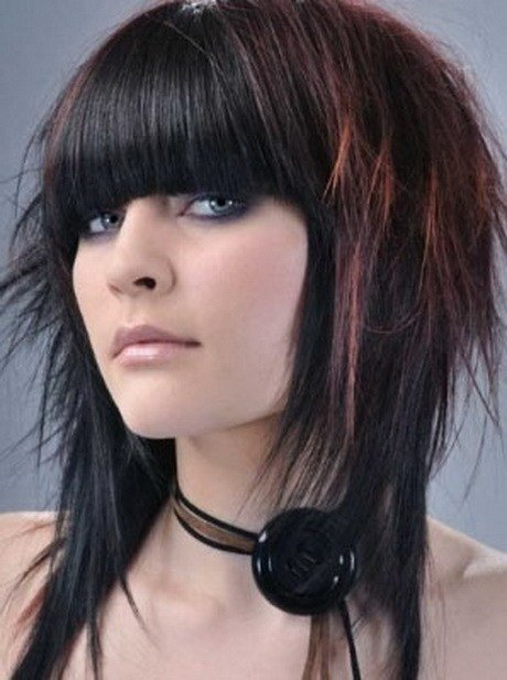 The Best Funky Haircuts For Long Hair Pictures