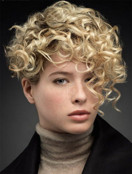 The Best Funky Short Curly Hairstyles Pictures