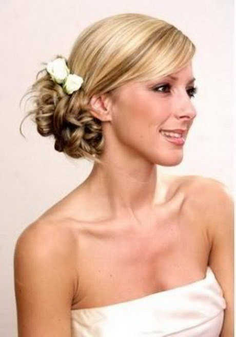 The Best Hairstyle For Bridesmaid Long Hair Pictures