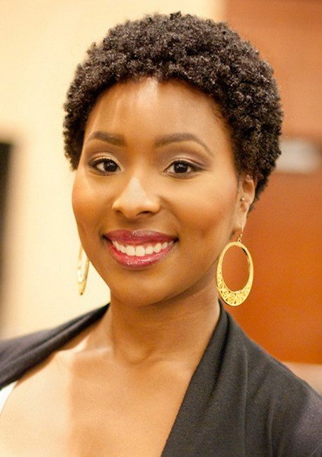 The Best Hairstyles For Short Natural Black Hair Pictures