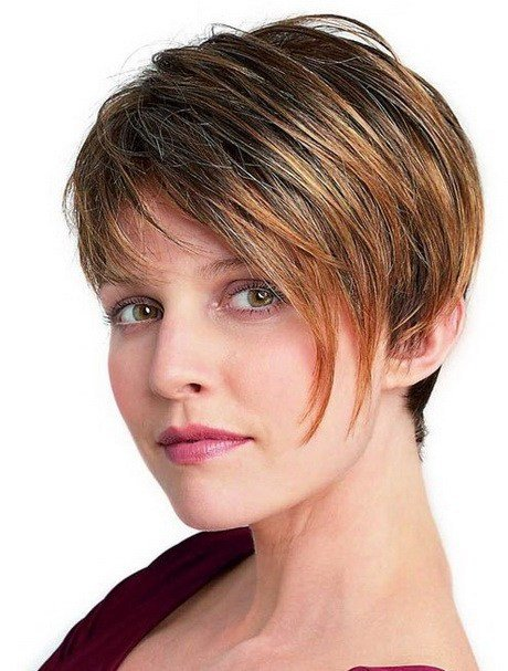The Best Hairstyles For Thick Short Hair Pictures