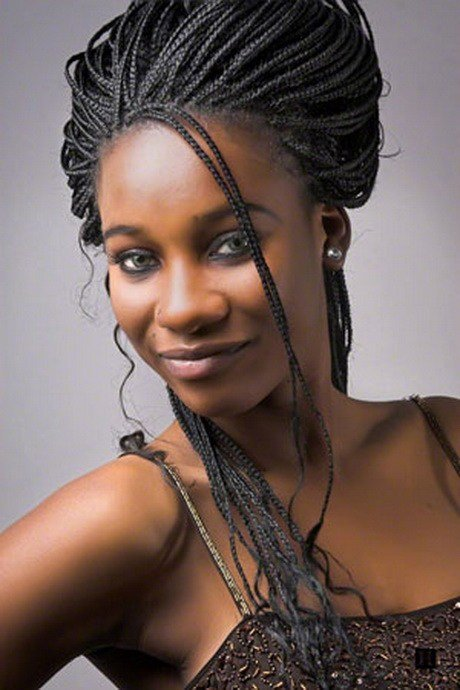 The Best Hairstyles With Braids For Black People Pictures
