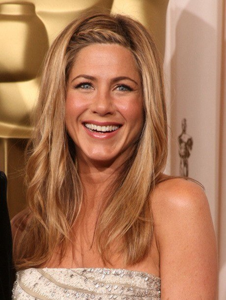 The Best Jennifer Aniston Wedding Hair Pictures