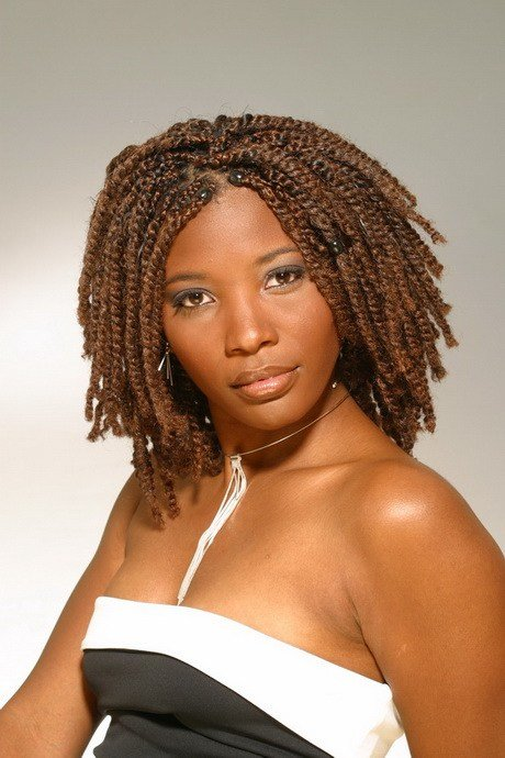 The Best Latest African Braided Hairstyles Pictures