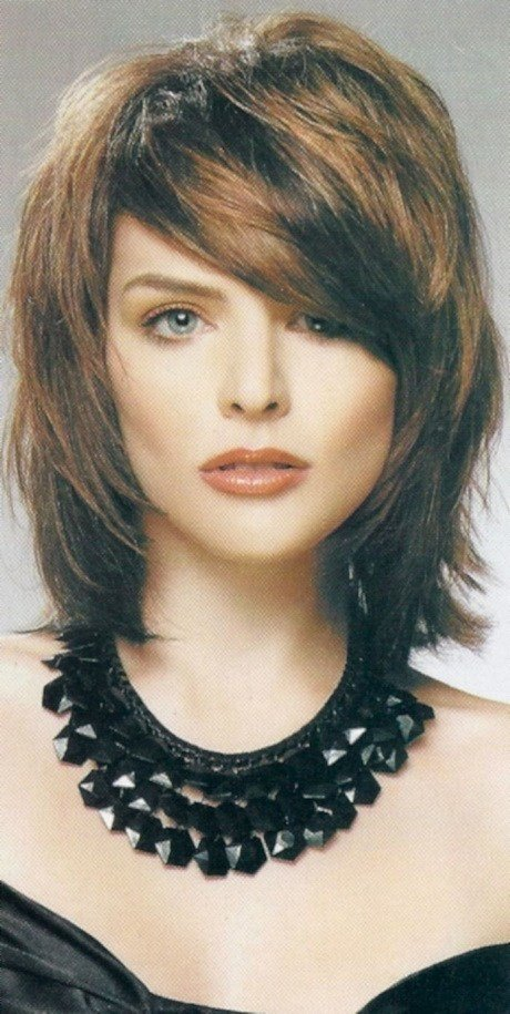 The Best Layered Sh*G Haircut Pictures