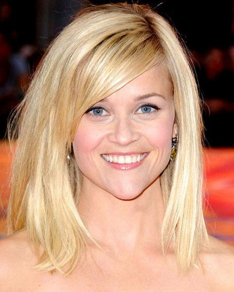 The Best Medium Length Haircuts For Heart Shaped Faces Pictures