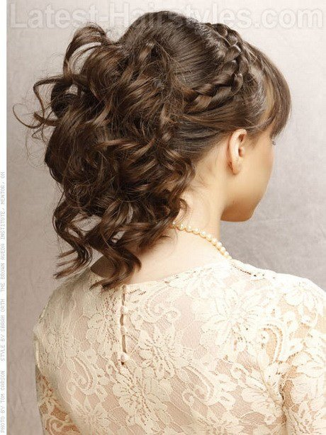 The Best Medium Length Hairstyles For Prom Pictures