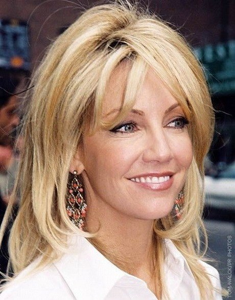 The Best Medium Length Hairstyles For Women Over 50 Pictures