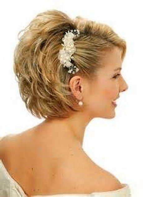 The Best Mother Of The Bride Hairstyles For Short Hair Pictures