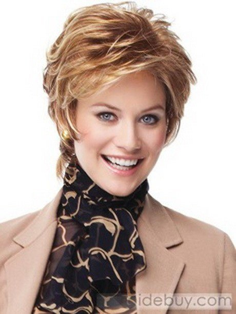 The Best Mother Of The Bride Short Hairstyles Pictures