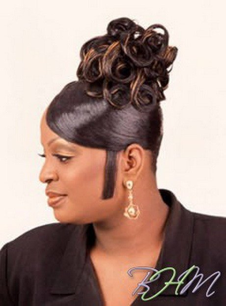 The Best Pin Up Hairstyles For Black Women Pictures