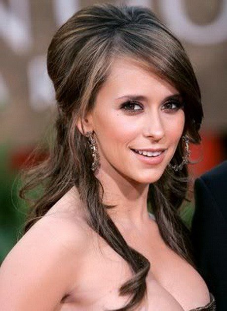 The Best Prom Hairstyles For Straight Hair Pictures