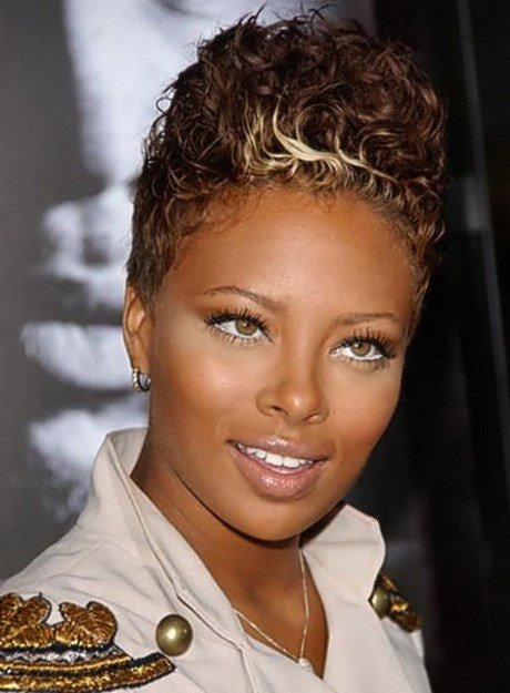 The Best Short Hair Styles For Black People Pictures