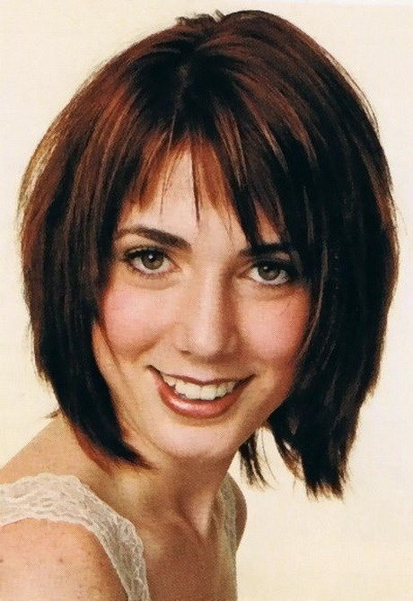 The Best Short Haircuts For Oblong Faces Pictures