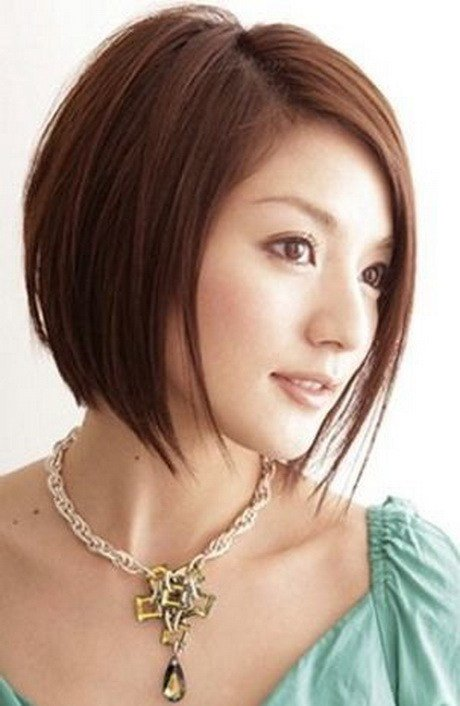 The Best Short Hairstyles For Asian Women Pictures