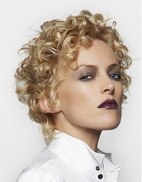 The Best Short Permed Hairstyles Pictures