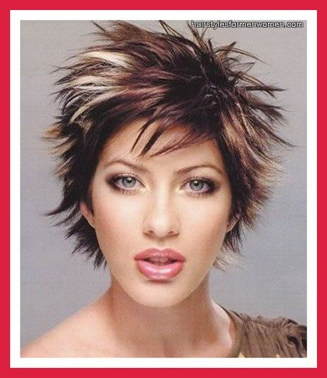 The Best Short Spiky Hairstyles For Women Pictures