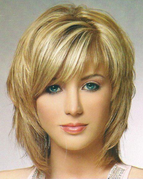 The Best Medium Length Shaggy Haircuts For Women Pictures