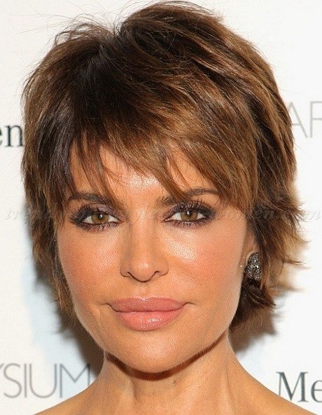 The Best Short Haircuts For Women Over 50 In 2015 Pictures