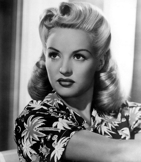 The Best Hairstyles 1950S Pictures